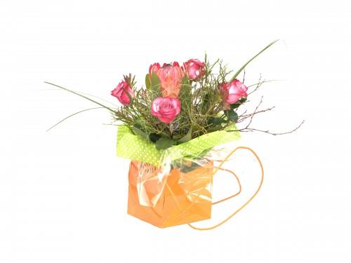 Cos cu flori MA02