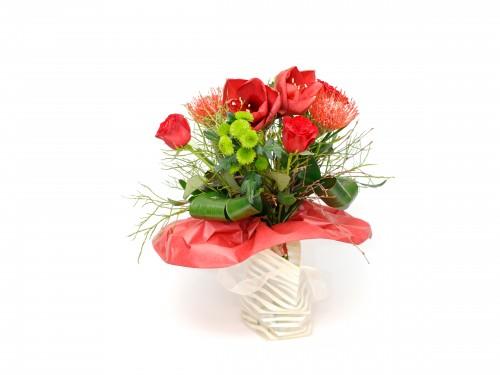 Cos cu flori MA05