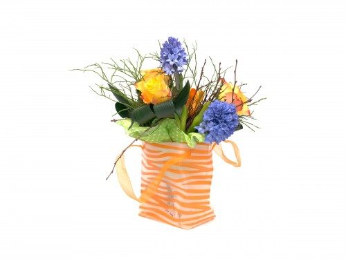 Cos cu flori MA06