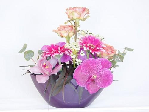 Cos cu flori MA08