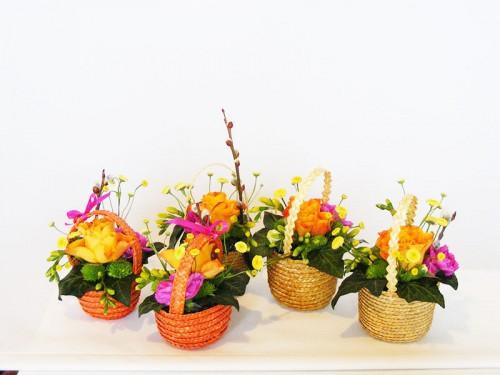 Cos cu flori MA10