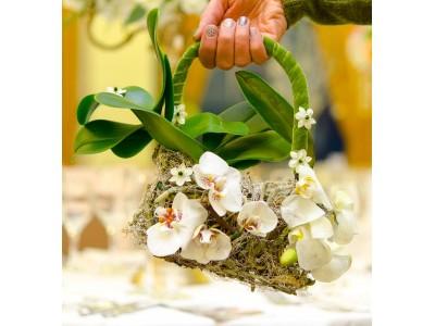 Cos cu flori MA11
