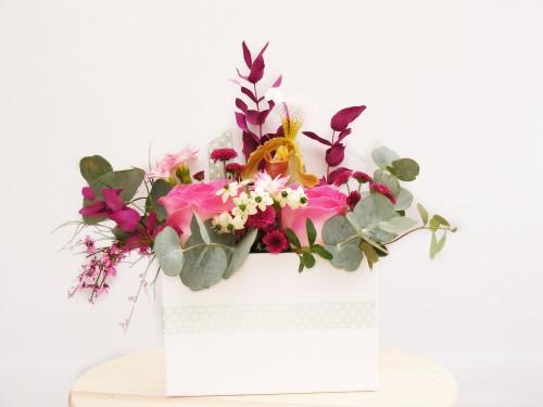 Plic cu flori 12