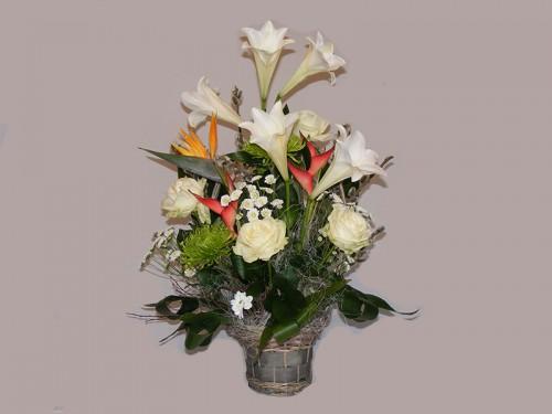 Cos de flori C11