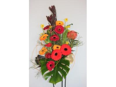 Cos de flori C14