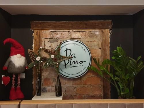 Decorare restaurant Da Pino Cluj