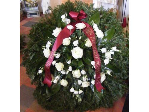 Coroana funerara OM11