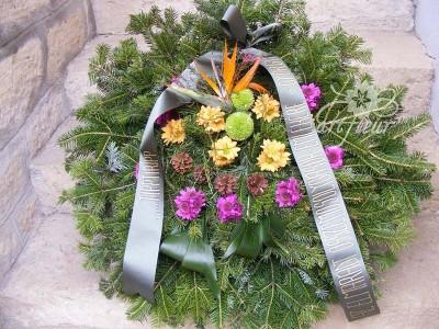 Coroana funerara OM13