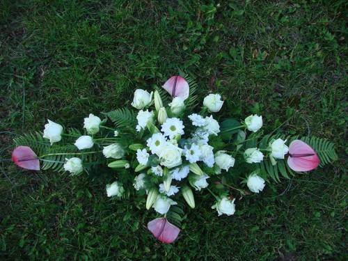 Coroana funerara OM15