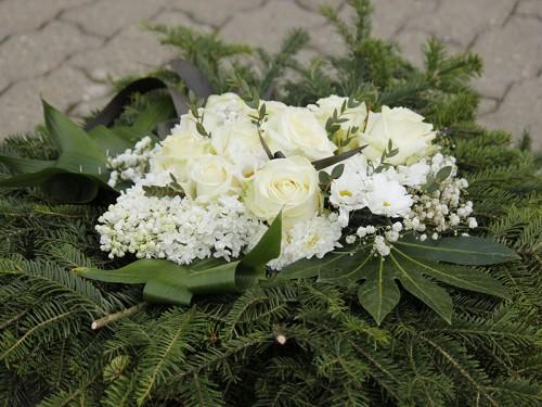 Coroana funerara OM19