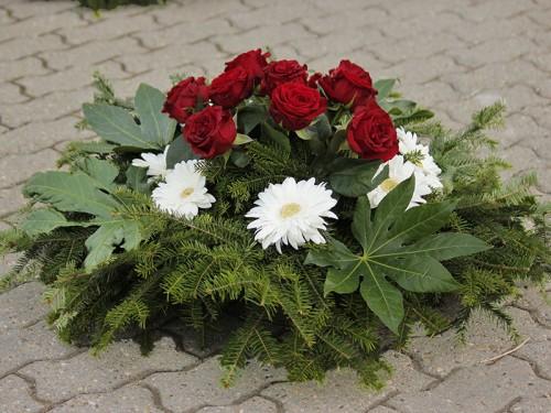 Coroana funerara OM20