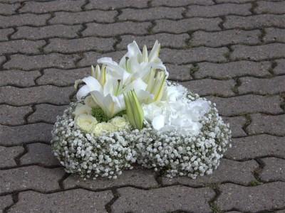 Coroana funerara OM22